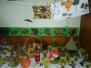 Barevný podzim - výrobky žáků 1. a 2. ročníků