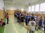 Florbalový turnaj žáků ZŠ Srbská