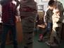 Mumie ve třídě 6. B