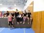 Okresní kolo v gymnastice