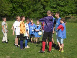 sportovní hry - školní družina
