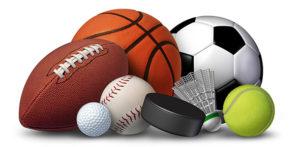 sport míče