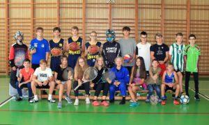 8. A sport